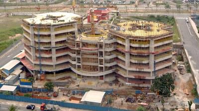 Ospedale di Amil, San Paolo, Brasile
