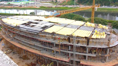 Edificio Landmark, San Paolo, Brasile