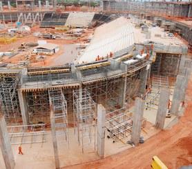 Stadio Nazionale, Brasilia, Brasile