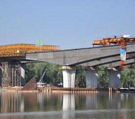 Ponte Maria Skłodowska-Curie, Varsavia, Polonia