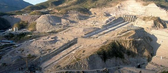 Progetto Idroelettrico El Cajón, Tepic, Messico