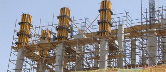 Stazione Principale Pompaggio Acque Reflue, Jebel Ali, Dubai, EAU