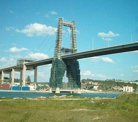 Ponte Figueira da Foz, Portogallo